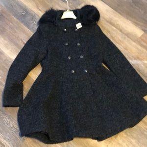 Liz Claiborne size medium city coat super cute NWT